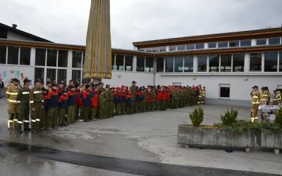 Jugend- Kompassmarsch 10.10.2015