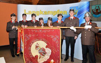 134. Jahreshauptversammlung der FF Unterlangkampfen 3.3.2017