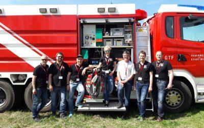 Feuerwehr- Objektiv- Fachtagung 14.4.2018