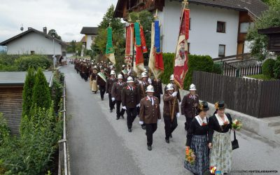 Vereinskirchtag mit Frühschoppen 15.08.2018