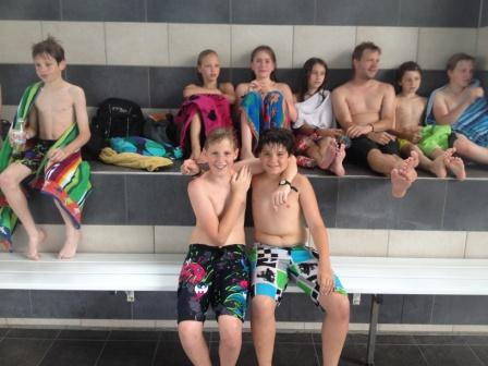 Jugend Schwimmen
