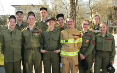 Wissenstest der Feuerwehrjugend 28.03.2015