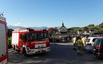 Brandschutzerziehung und Räumungsübung 12.10.2018