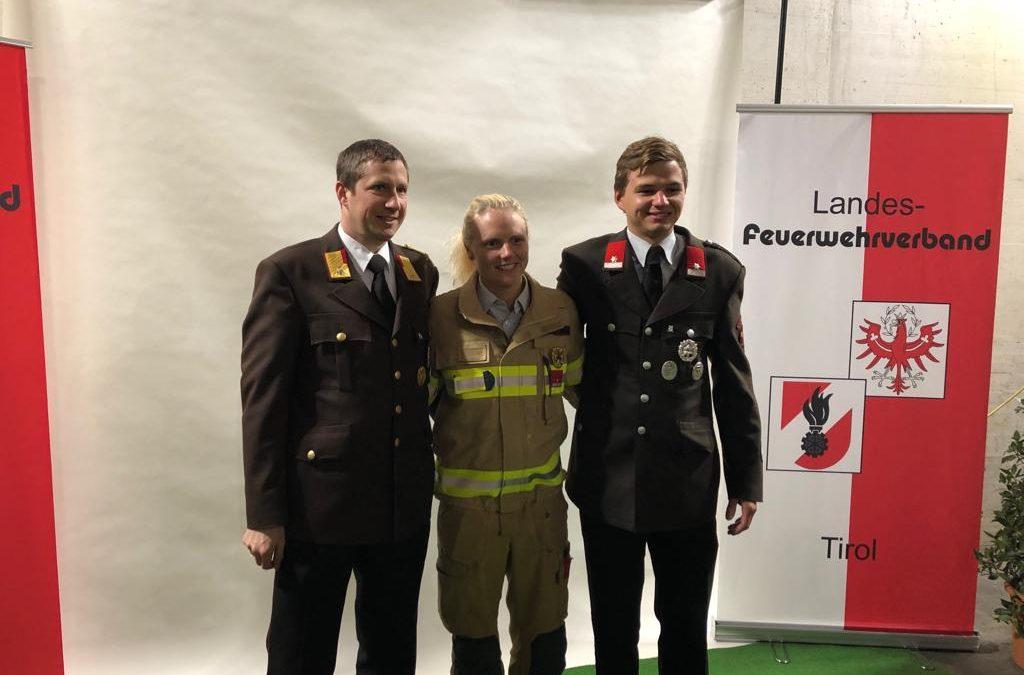 Feuerwehrleistungsabzeichen in Gold 17.11.2018