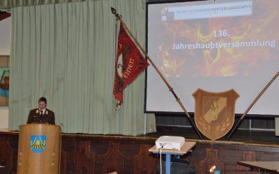 136. Jahreshauptversammlung der FF Unterlangkampfen am Freitag, 01.03.2019