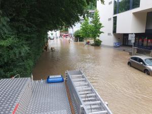 Unwettereinsatz Kufstein 17.07.2021 8